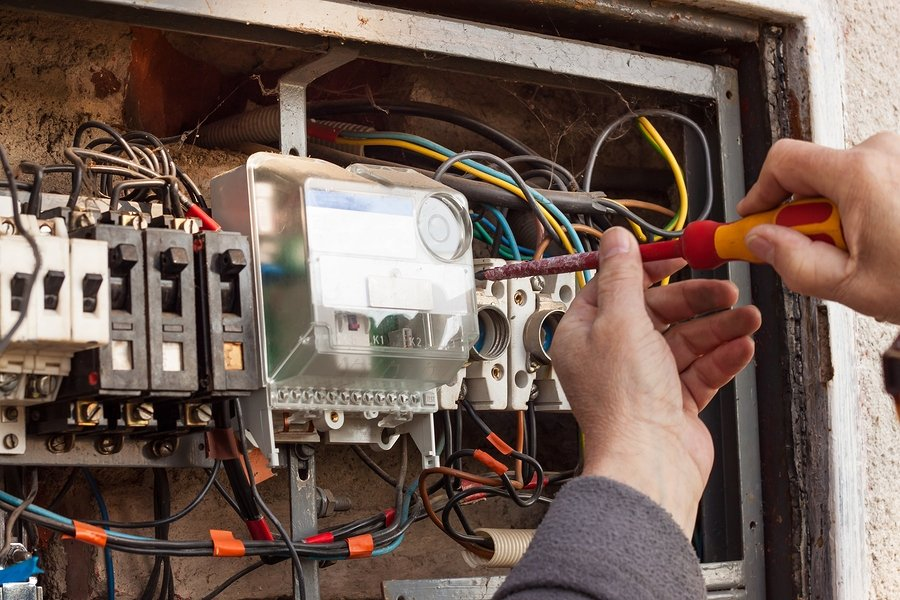 Electrical safety renovations