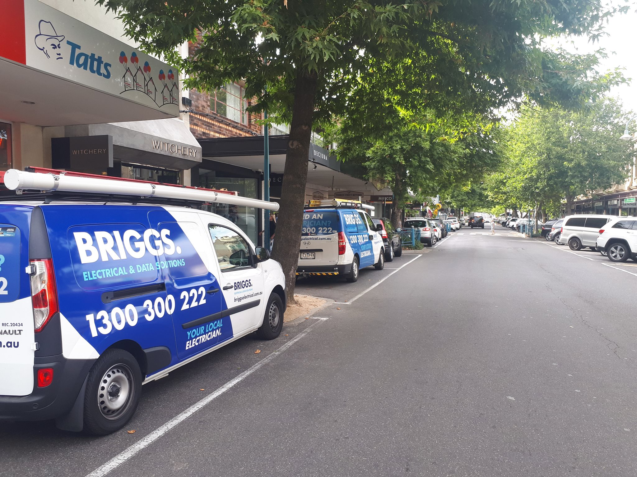 Briggs Electrical Melbourne
