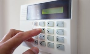 alarm security installation