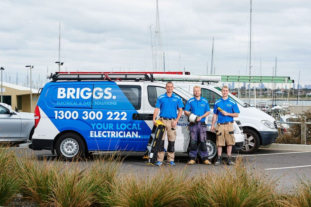 electrician in Melbourne CBD